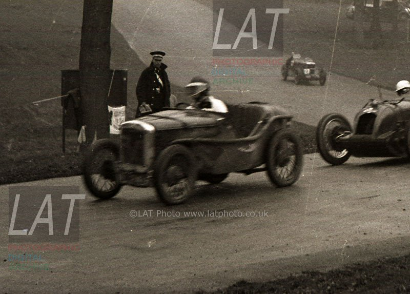1934 Donington Park Race Meeting