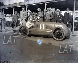 1925 BARC September Meeting