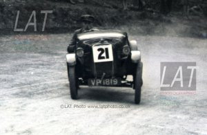 1929 Shelsley Walsh Amateur Hill Climb