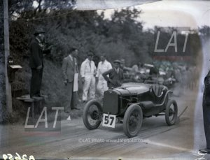 1929 Shelsley Walsh Open Hill Climb