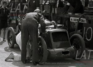 1928 JCC 200 Mile Race, Brooklands