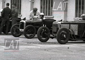 1933 BARC Easter Meeting, Brooklands